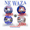 Judo. Collection 4 DVD. Ne waza. 245 min (Disc only).