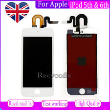For iPod Touch 5 5th 6 6th Screen Replacement Touch LCD Display Digitizer White
