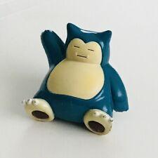 Blue Colour Tomy Snorlax NINTENDO TOMY Pokemon Toy Rare Figure vtg