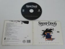 Snoop Dogg/Doggumentary (Priority Doggystyle 509999 07952 2 0)CD Album Digipak