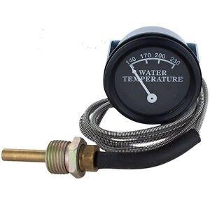 John Deere 60 Water Temperature Gauge