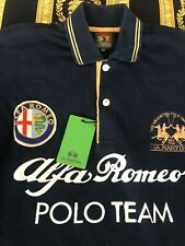 New Aut La Martina  Alfa Romeo Team Xl