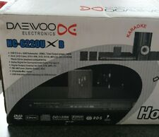 Daewoo DVD Home Cinema System and Karaoke