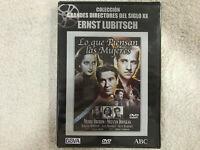 Che Pensare Le Donna DVD Nuovo Ernst Lubitsch That Incerta Sensazione