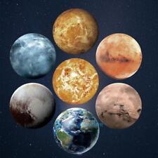 PVC Leuchtaufkleber Nachtleuchtend Sterne Wandtattoo Sonne Erde Planet Aufkleber