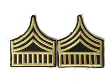 Pair Of Military Academy Full Dress Chevrons (A)