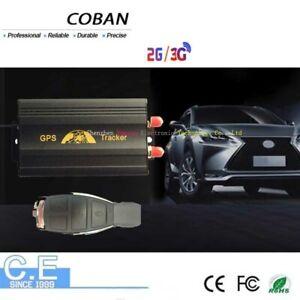 Car GPS Tracker Coban TK103B  Remote Control Cut Power Tracking Rastread GPS103B
