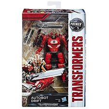 Hasbro Transformers C2400es0 - Movie 5 Premier Deluxe Autobot Drift