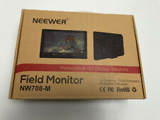 NEEWER Field Monitor for DSLR Camera 7 inch NW708-M with battery included