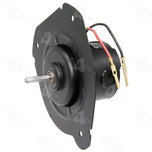 New Blower Motor Without Wheel Four Seasons 35498