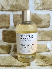 Crabtree & Evelyn Florentine Freesia Bath & Shower Gel  10.1 fl oz