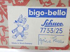 """MES-54239Älterer Original Schuco bigo-bello """"Reino"""" Leerkarton"""