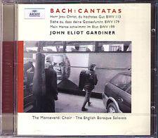 Gardiner: Bach Trinity cantata BWV 113 179 199 CD Magdalena Kozena Mark Padmore