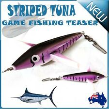 BEST MARLIN GAME FISHING TEASER - BIRD TEASER SPREADER BAR STRIPED TUNA LURE