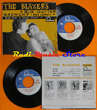 LP 45 7'' THE BLAZERS Big guitar High sign Raunchy Short shorts france cd mc dvd