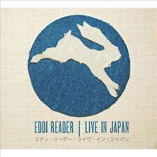 Live In Japan by Eddi Reader (CD, Jul-2013, Reveal Records)