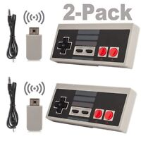 Rechargeable Wireless Controller Gamepad For Nintendo NES Classic Mini Console