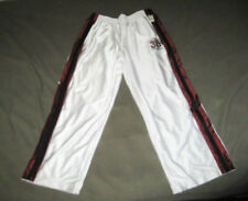 Aeropostale limited edition burgundy on white snap on sweat pants XL