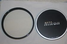 Nikon L39 95mm filter with Lens Cover