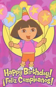 New Dora The Explorer Birthday Party Supplies Tableware Decorations Balloons etc