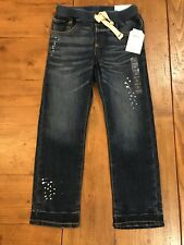 NWT Gap Boys XS Slim Fit Denim Jeans Pants 4-5 Years