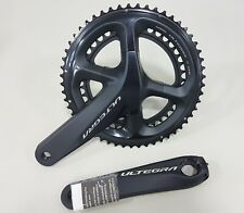 Shimano Ultegra HOLLOWTECH II 2x11Speed FC-R8000 R8000 Crankset 50x34T 172.5mm