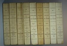 Oeuvres complètes Oeuvres Posthumes Correspondance de PAUL VERLAINE 1919 Messein