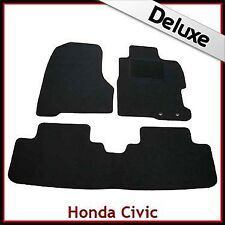 Honda Civic Type R (2000 2001...2003 2004 2005) Tailored LUXURY 1300g Car Mats