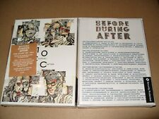 10cc Before, During, After: The Story Of 10cc 2017-4 CD - OUTER BOX DAMAGED