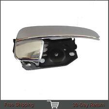 FIT 01-05 Hyundai Sonata Inside Front Right Passenger Side Chrome Door Handle
