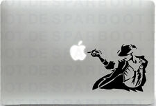 Apple Macbook air pro + Michael Jackson + autocollant sticker skin Décalque