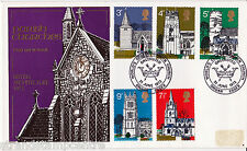 1972 Churches - Thames - Greensted, Ongar H/S - Cat £35 (Missing Label)