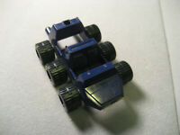 Vintage Transformers G1 Optimus Prime 1984 Blue Roller Car