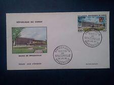 L735. Enveloppe Premier Jour. 1965. Congo Mairie de Brazzaville