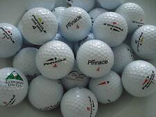 50 Pinnacle Mix Golfbälle ° AAAA  Top Qualität °°° Lakeballs in Turnierqualität