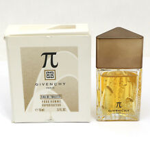 Givenchy PI Classic Travel Size EDT Spray .5 oz New in Slightly Damaged Box