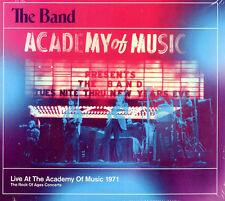 The band live at the Academy of Music 1971 DOUBLE CD NEW and Sealed!