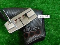 "Titleist Scotty Cameron 2018 Select Squareback 34"" Putter with Headcover New"