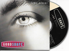 GOOD SHAPE - Come closer CD SINGLE 2TR Eurodance 1995 Belgium Cardsleeve