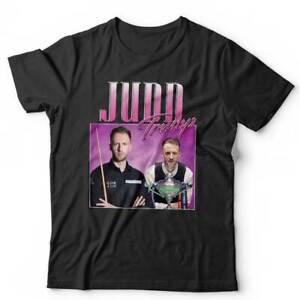 Judd Trump Appreciation Tshirt Unisex & Kids - Snooker, Champion, Funny