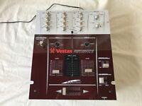 Vestax PMC-05 Pro D SAMURAI PROFESSIONAL MIXING CONTROLLER w/ power supply