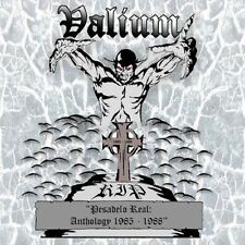 VALIUM - Pesadelo Real: Anthology 1986-89 (NEW*POR METAL CLASSIC*I.MAIDEN*M.FATE
