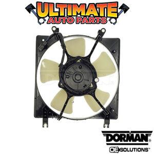 Radiator Cooling Fan (2.0L Turbo) for 95-98 Eagle Talon (Manual)