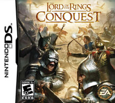The Lord of the Rings: Conquest (2009) Brand New Factory Sealed USA Nintendo DS
