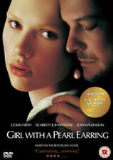 Girl With a Pearl Earring DVD (2004) Colin Firth ***NEW***