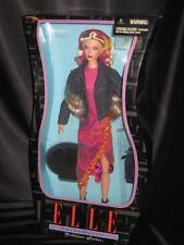 2000 ELLE TREND WATCH long Blonde hair Doll Collector Series Jakks Pacific NRFB