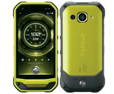 KYOCERA KYV41 TORQUE G03 Tough Black Android Phone impact resistance Unlocked