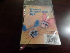 NJ Designs Bunny Jingle Bell Kit #4165