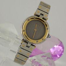 Cartier Quarz - (Batterie) Armbanduhren mit 12-Stunden-Zifferblatt