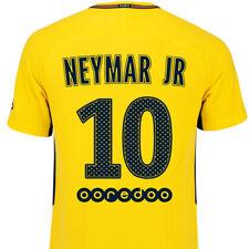MAILLOT PSG EXTERIEUR 17/18 - NEYMAR JR 10 (Taille M) UEFA Champions League